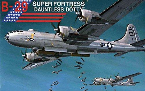 B-29 Super Fortress Dauntless Dotty (Plastic model) Fujimi 1/144 Aircraft (B29 Model Airplane Kit)