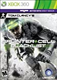 Tom Clancy's Splinter Cell Blacklist Special Edition - Xbox 360