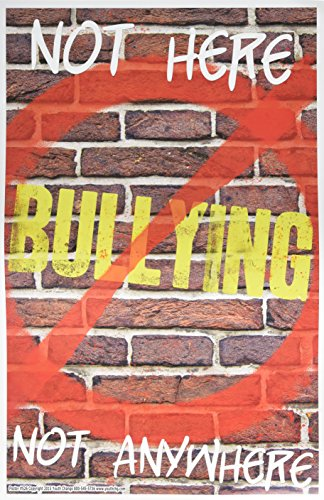 Youth Change Stop Bullying, School Violence Prevention for Schools and Classrooms Posters (Poster #526)