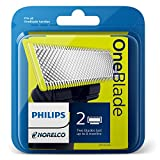 Philips Norelco OneBlade Replacement Blade, 2 Count, QP220/80