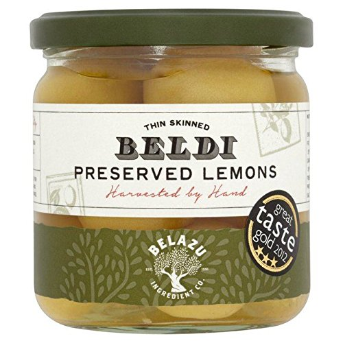 - Belazu Preserved Beldi Pickled Lemons - 350g