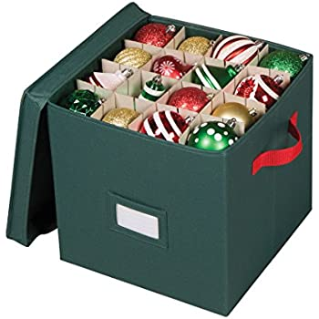 christmas ornament storage innovative home creations ornament 31178