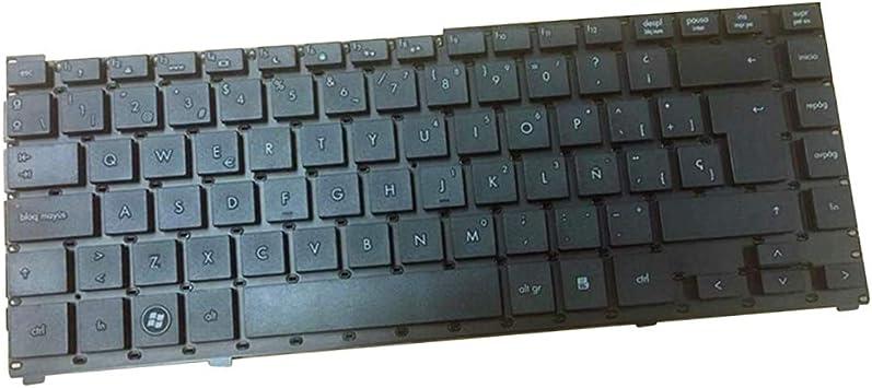 Gazechimp Nuevos Reemplazos Spanish Keyboard Teclado para HP ...