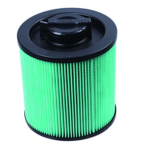 DeWALT Cartridge Filter-HEPA 6-16 gal. ()