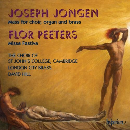 Joseph Jongen: Messe En L'Honneur Spasm price service Flor Du Peet Saint-Sacrament