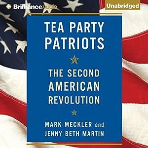 Tea Party Patriots Audiobook