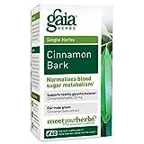 Gaia Herbs, Cinnamon Bark, 60 Veggie Liquid Phyto-Caps - 3PC