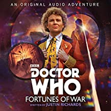 Doctor Who: Fortunes of War: 6th Doctor Audio Original