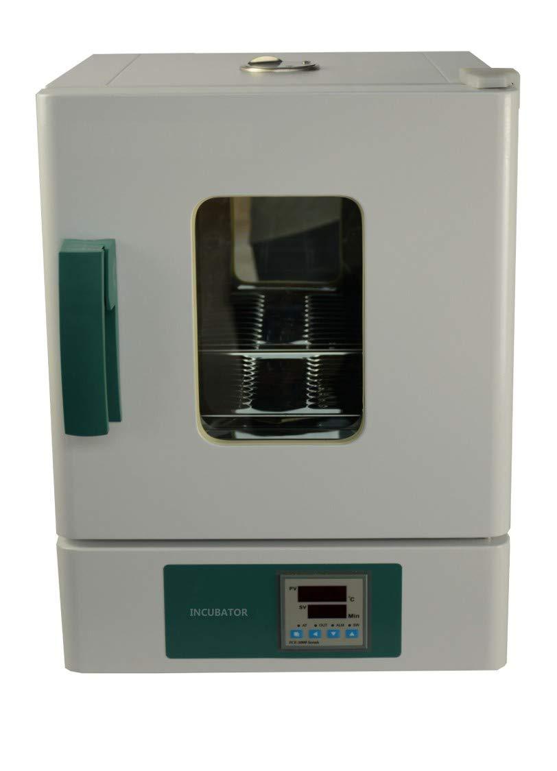 Digital Bench-top Compact Constant-Temperature Laboratory Incubator, 18L/0.63 Cu ft, RT+5-65℃, 180W, 110V