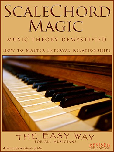- ScaleChord Magic: Music Theory Demystified - How to Master Interval Relationships (Theory in a Thimble Series Book 1)