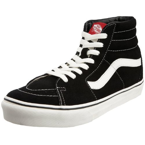 White Nero Hi Sk8 Sneakers Unisex Suede True Black Vans Alti Adulto YnWzH5xxPB