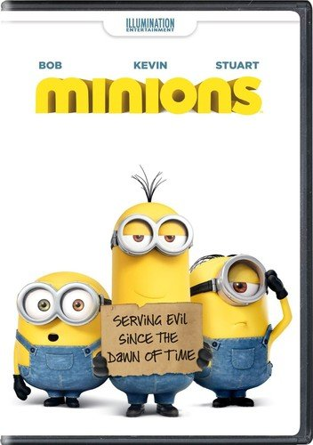 Minions DVD ONLY $3.99 Shipped...