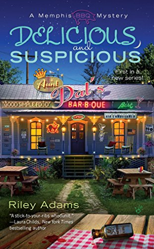 Delicious and Suspicious (A Memphis BBQ Mystery) -