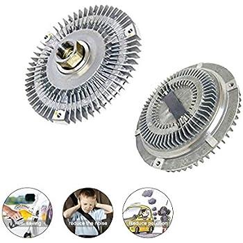Radiator Cooling Fan Clutch for BMW 3 5 M Z3 E36 E46 E53 E34 Series e39 528i 525i 530i 338 728i 728il x5 328i 325i 323i 320i 520i Fan Clutch 11527505302