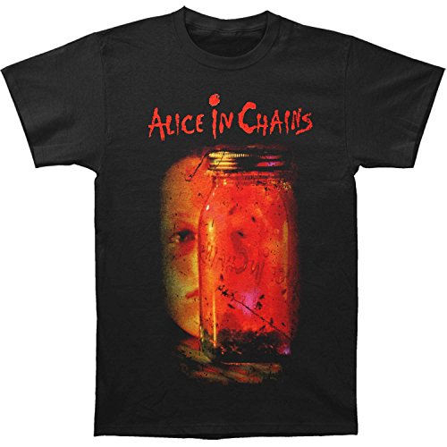 Alice in Chains Mens Jar Flies Tee T-Shirt Black