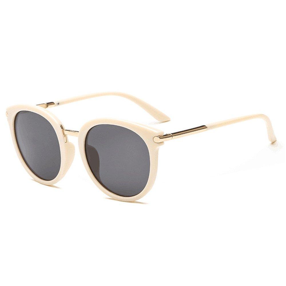 Vintage Sunglasses Women Men,Tigivemen Fashion Cat Eye Unisex Rapper Glasses Eyewear 100/% UV Protection
