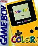 Game Boy - Gerät Color Gelb
