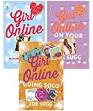 Girl Online 3 books collection (Girl Online ,Girl Online: On Tour, (HB )Girl Online: Going Solo )