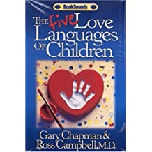The Five Love Languages Of Children Audio Cassette