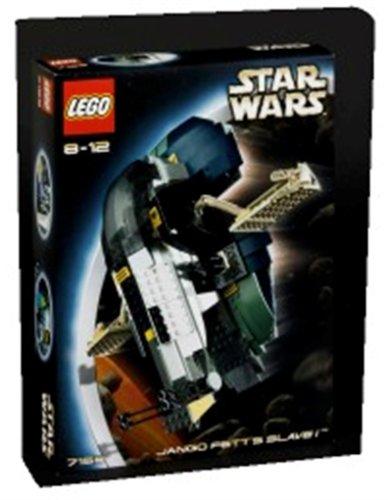 LEGO Star Wars 7153 - - - Jango Fett's Slave I TM , 358 Teile cdd7bd