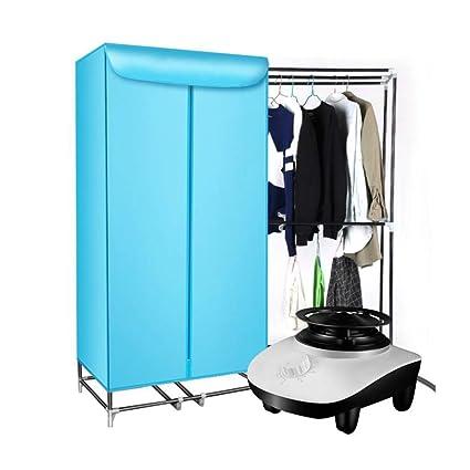 FORWIN UK- Estéreo Hogar Secador de Secado rápido Eléctrico Ropa portátil Desinfección Mute Dry Wardrobe