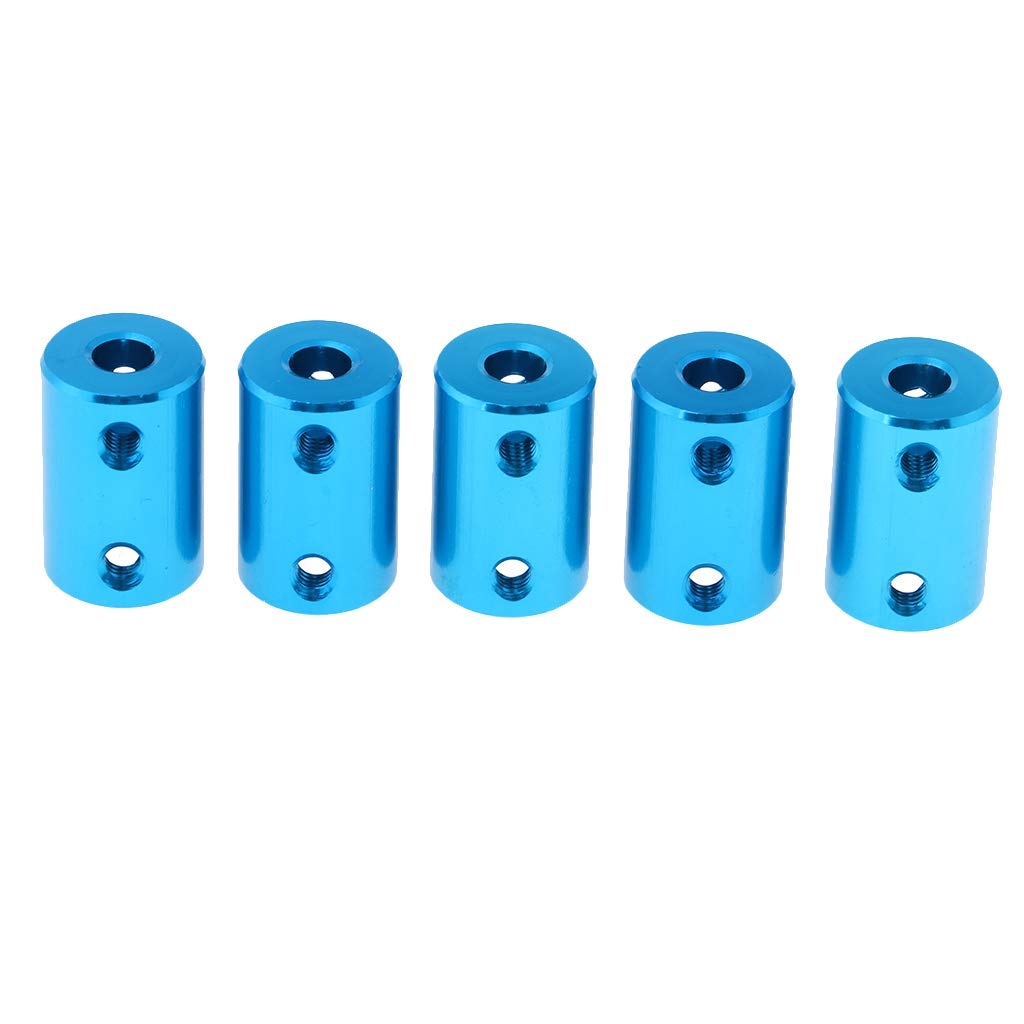 6mm a 8mm sharprepublic Acoplador del Eje Accesorio del Motor del RC Acoplador Adaptador