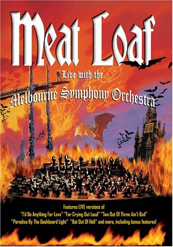 Meat Loaf - Live with the Melbourne Symphony Orchestra by UNI DIST CORP (MUSIC) (Image #1)