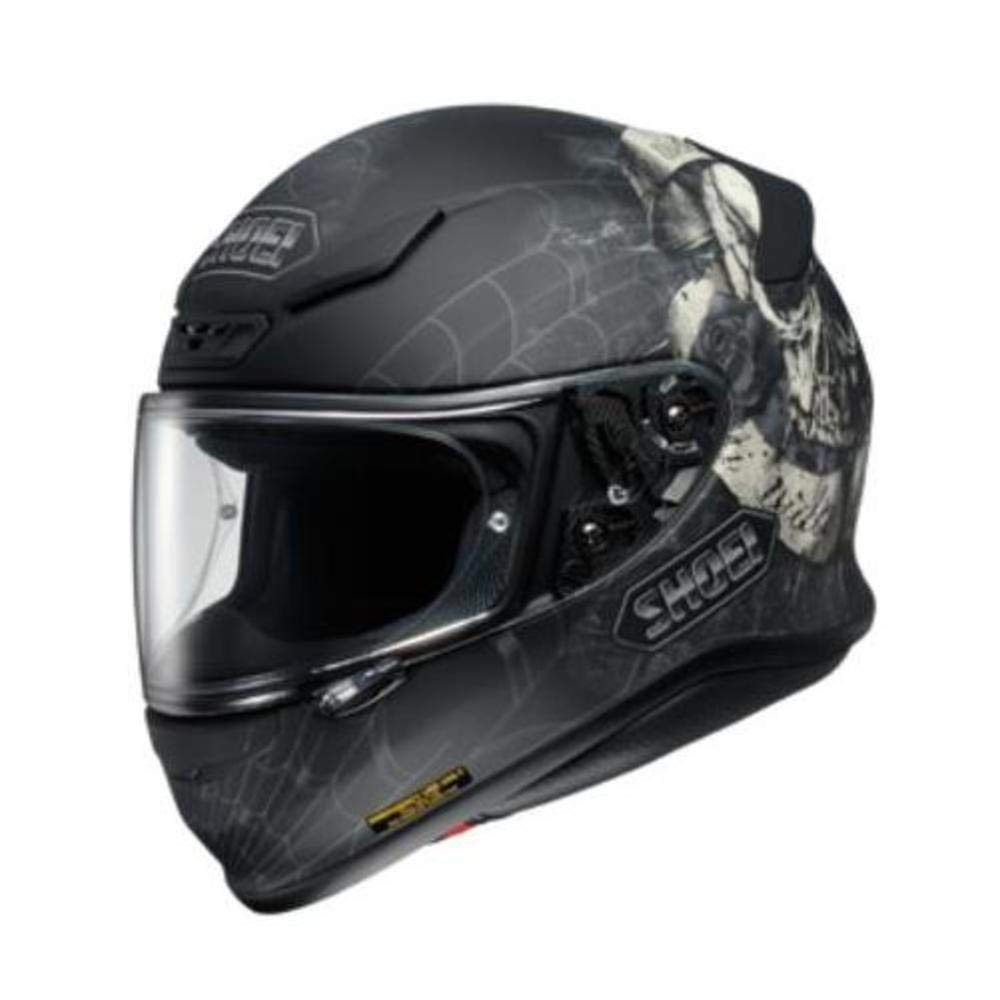 Shoei RF-1200 Brigand, TC-5 Black (X-Small)