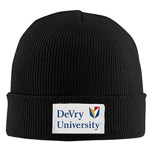 longdandan-unisex-devry-university-custom-beanie-cap-one-size