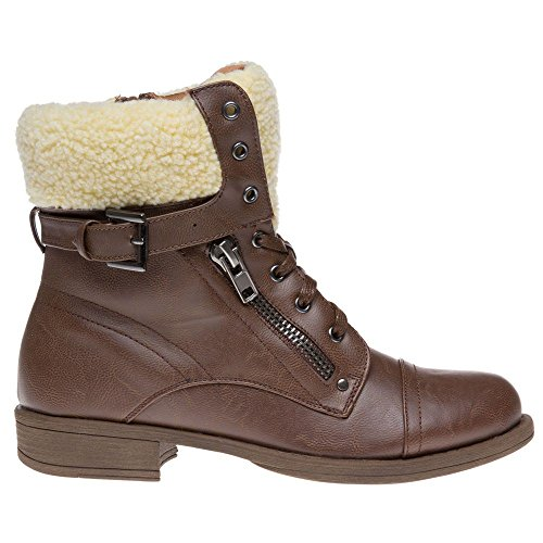 Brown Dolcis Boots Brown Snow Snow Brown Dolcis Boots Aqwx0UnfC
