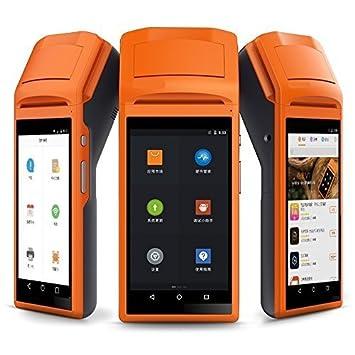 Pantalla Táctil de Bluetooth de la Pantalla Táctil de la Impresora del recibo Termal inalámbrico de
