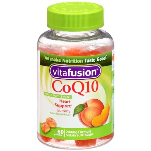 Vitafusion CoQ10 Gummy Vitamins, 200 mg (180 Gummies)
