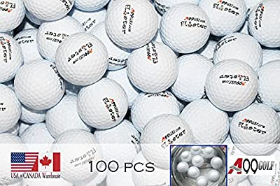 100pcs Golf floater balls floating Practice aid (with logo)