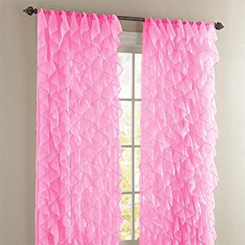 Amazon Com Sweet Home Collection 2 Pack Window Treatment