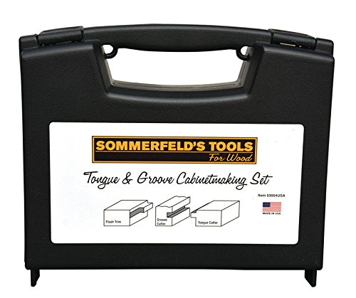 Sommerfeld's 3-PC Tongue and Groove USA Review