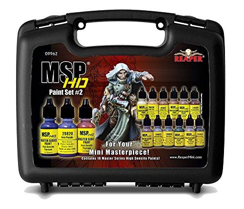 Reaper Master Series HD Paint Set 2