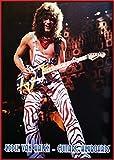 J2 Classic Rock Cards #247 - Eddie Van Halen