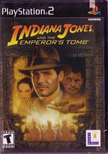 Indiana Jones and the Emperor's Tomb (Indiana Jones And The Fate Of Atlantis)