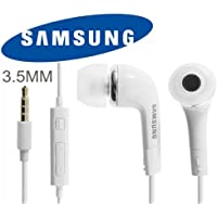 Generic shoping hub YR Earphones with Mic and Sound Control and Powerful Bass for All Smartphones (White)