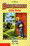 Best Scholastic Baby Book Sets - Baby-Sitters Little Sister: Books No. 1-4/Karen's Witch/Karen's Roller Review