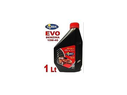 Aceite para coche Evo Gasolina - 1L: Amazon.es: Coche y moto