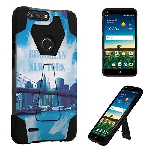zte zmax phone cases new york - 2