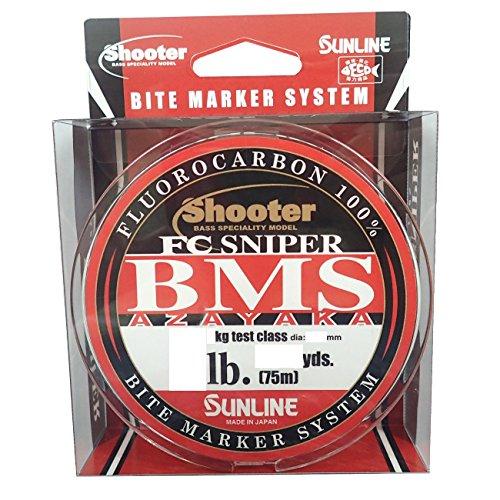 サンライン(SUNLINE) ライン FC SNIPER BMS AZAYAKA 75m 12lbの商品画像