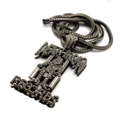 New iced out death row records pendant 4mm36 franco chain hip hop new iced out death row records pendant 4mm36 franco chain hip hop necklace mp864he buy online in ksa jewelry products in saudi arabia aloadofball Choice Image