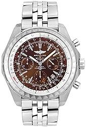Mens Breitling Bentley Motors T Bronze Dial Watch