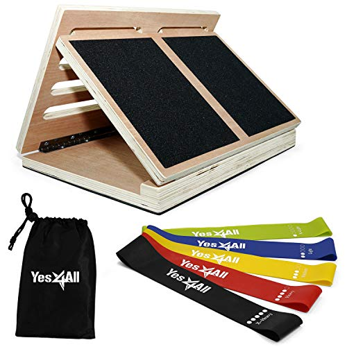 Yes4All Adjustable Wooden Slant Board product image