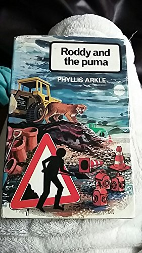 book cover of Roddy and the Puma