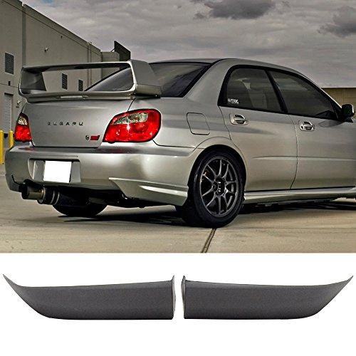 Rear Bumper Splitters - 5