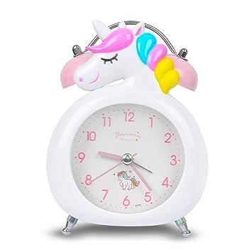 Amazon.com: Korotus Collection - Reloj despertador para ...