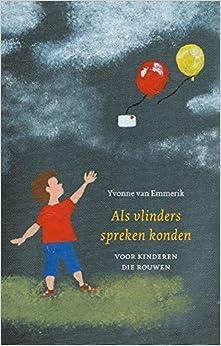 Book Als vlinders spreken konden: voor kinderen die rouwen
